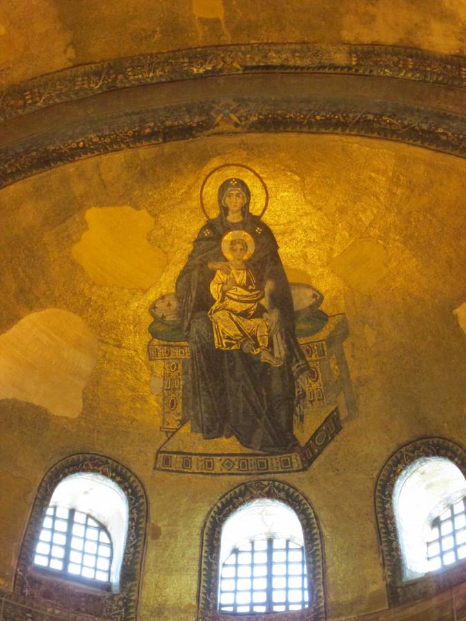 Hagia Sophia Istanbul 2014