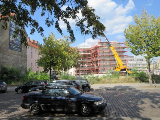 Neuer Markt in Potsdam