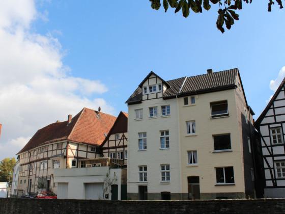 Altbauten an der Wippgasse