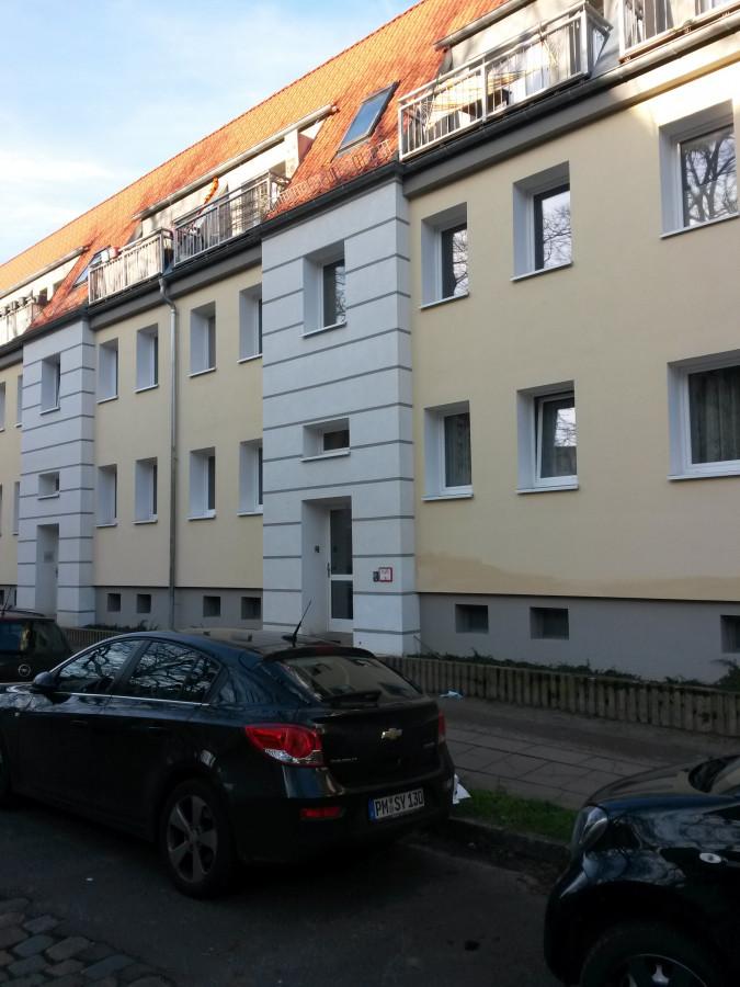 Dämmwahnsinn in Potsdam 2