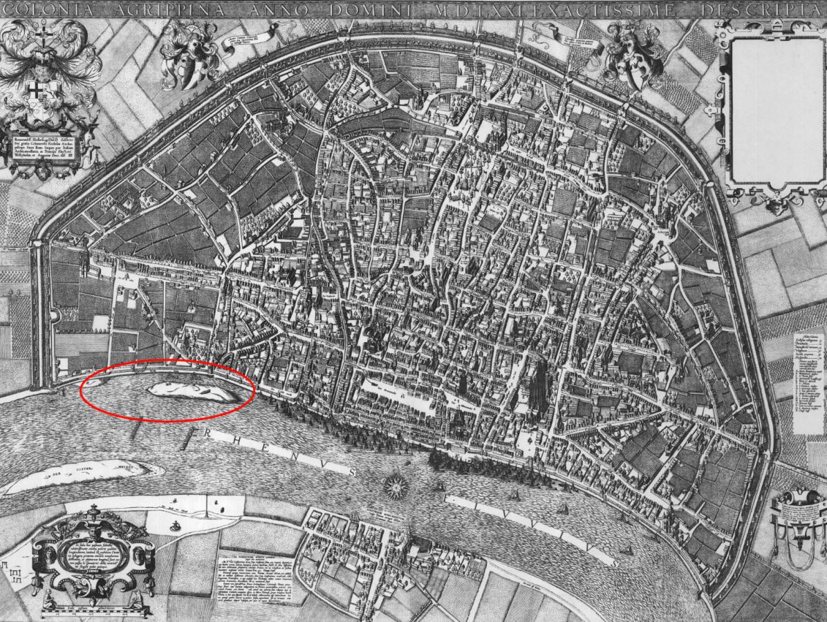 Köln 1571 Rheinauhafen klein