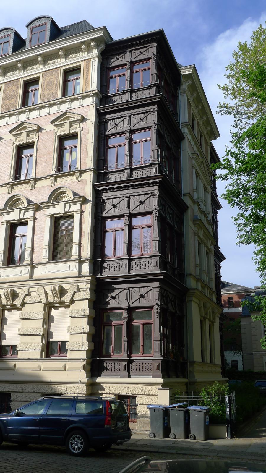 Leipzig Bachviertel
