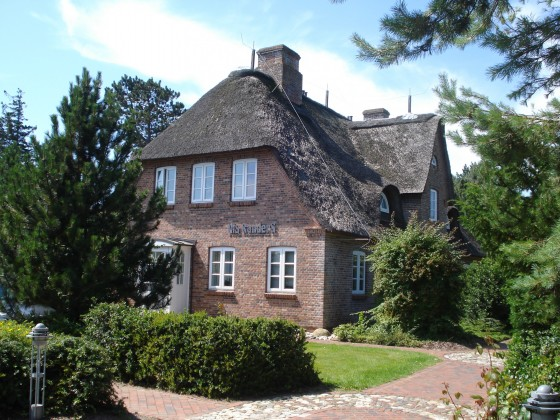 Friesenhaus Amrum, Norddorf