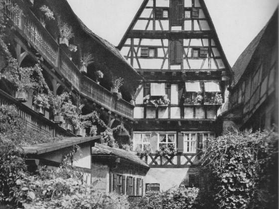 Hezelhof Dinkelsbühl um 1950