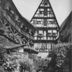 """0032 Dinkelsbühl Segringer Str. 7, Hotel """"Hezelhof"""""""