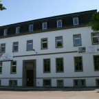 Leipzig Ostvorstadt Marienplatz Vorderhaus