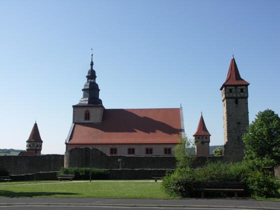 Kirchenburg 19
