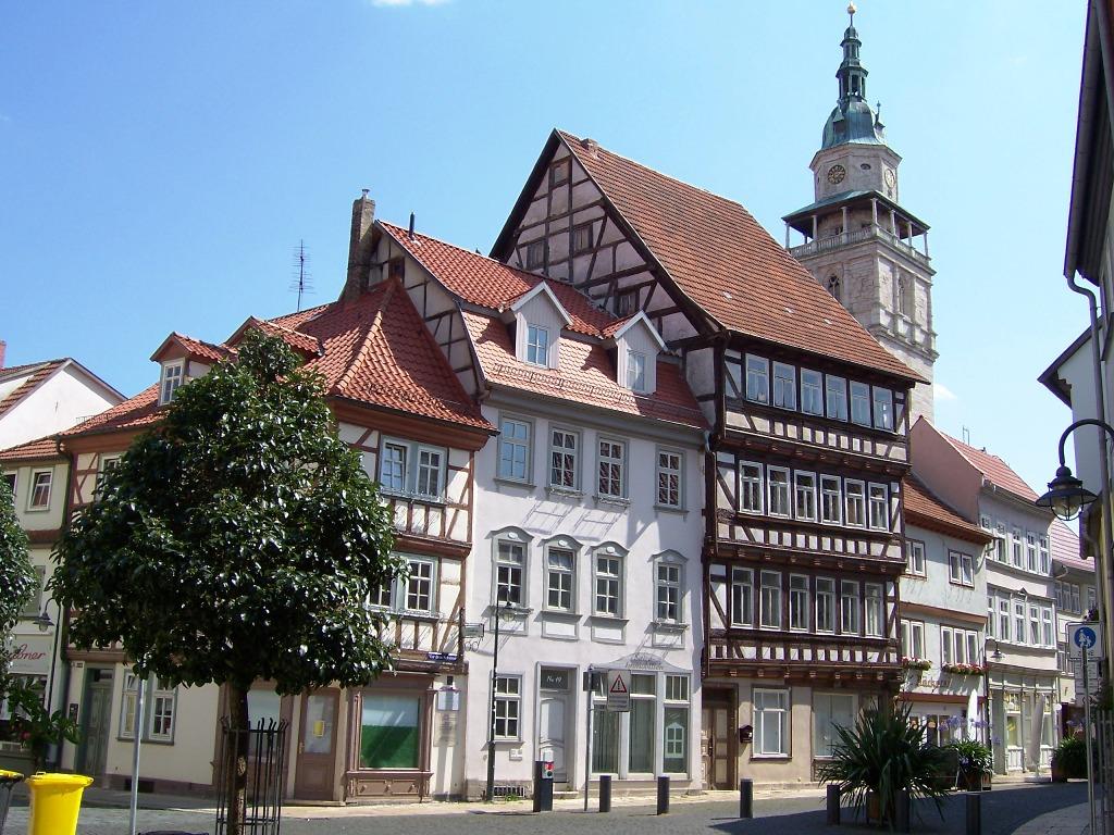 Vor dem Schlosse (4)