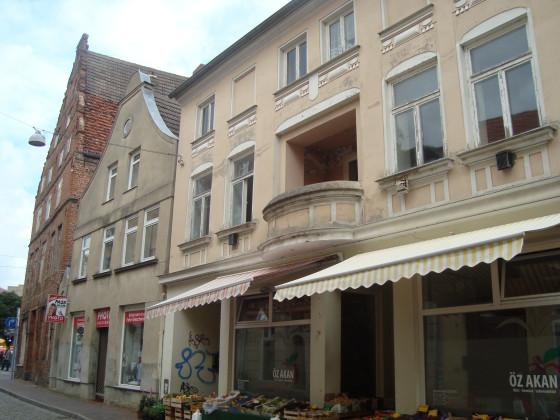Güstrow Gleviner Straße