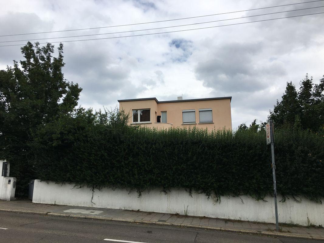 Einfamilienhaus von Victor Bourgeois in der Weißenhofsiedlung