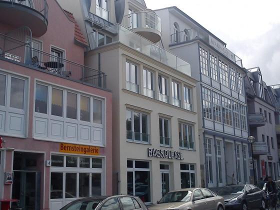 Rostock-Warnemünde Promenade