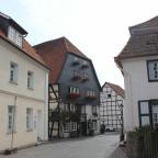 Brauerei Christ an der Walburger Straße mit dem gemütlichsten Biergarten von Soest