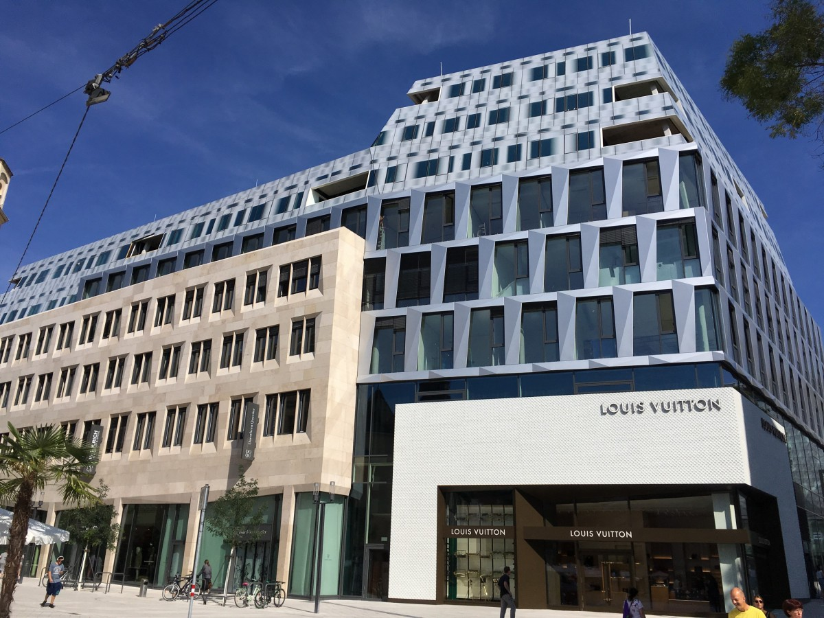 Stuttgart Dorotheenquartier