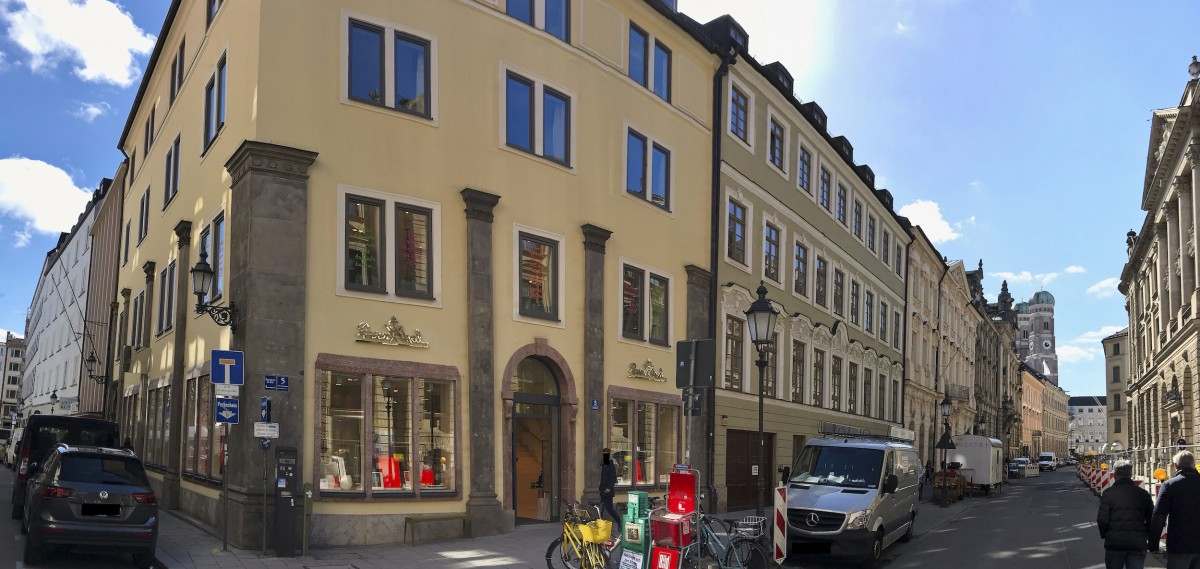 Kardinal-Faulhaber-Straße München