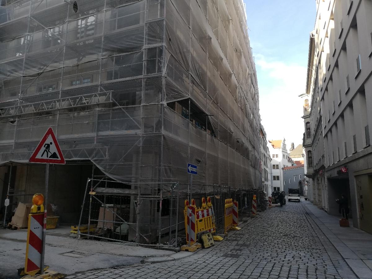 Quartier VII/1 Baustand 1/2021