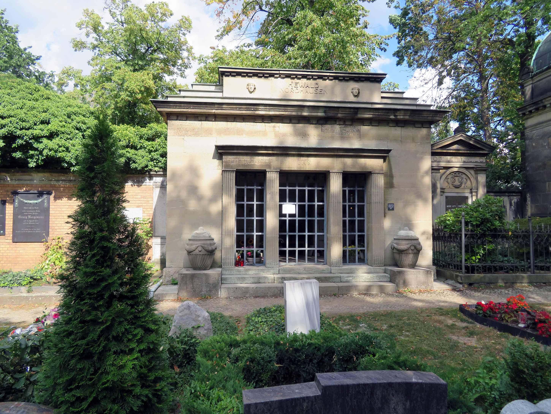 Dorffriedhof Alt-Schöneberg