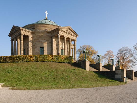 Stuttgart Grabkapelle auf dem Württemberg