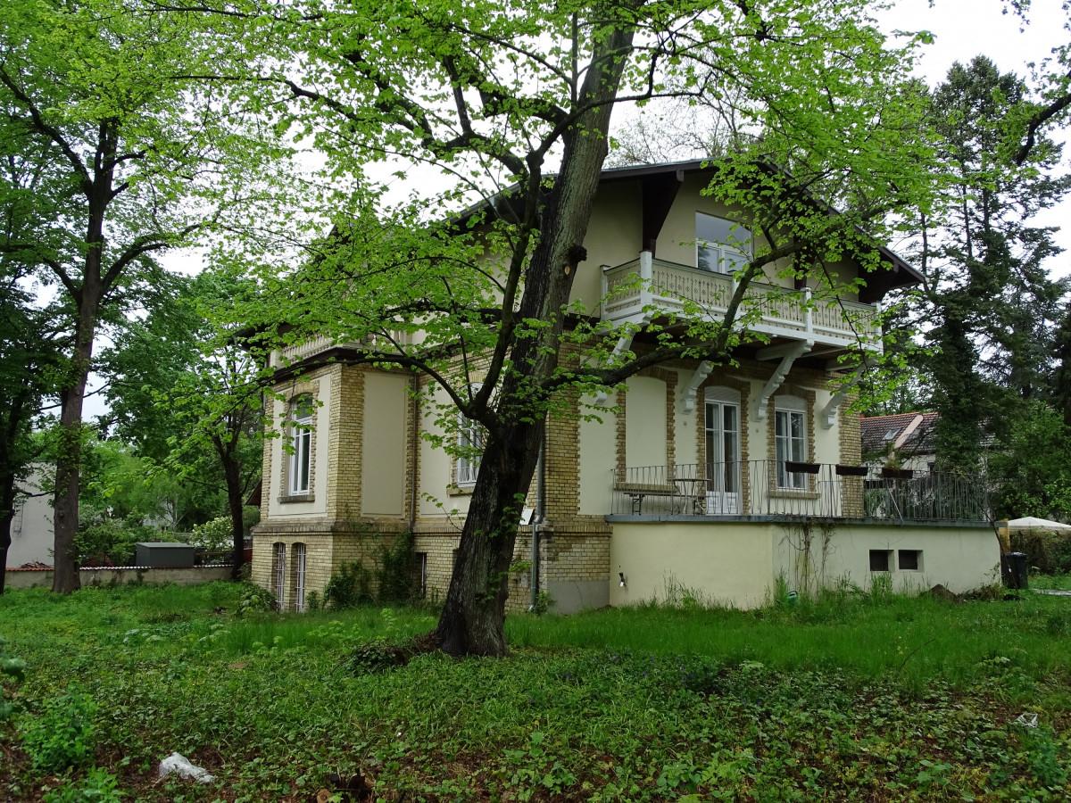 Haus Straße zum Löwen 1 in Berlin Wannsee