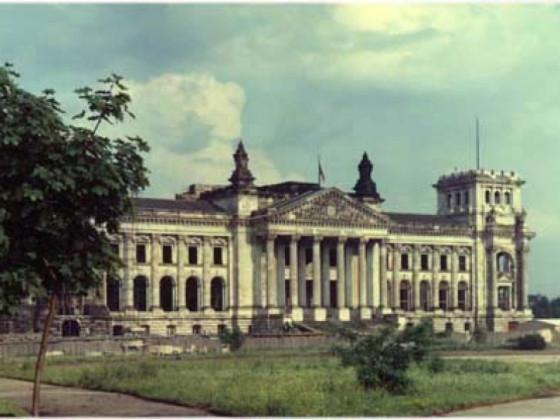 Reichstag Berlin 70er