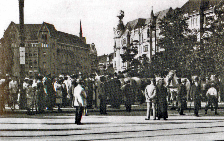 Berlin-Schöneberg, Bayerischer Platz