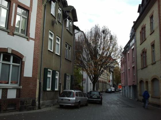 Wetzsteinstraße