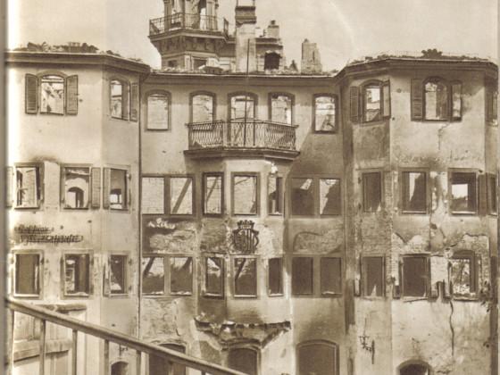 Narrenhäusel, Dresden, nach dem Krieg