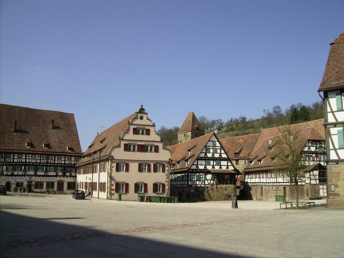 Innenhof Kloster Maulbronn