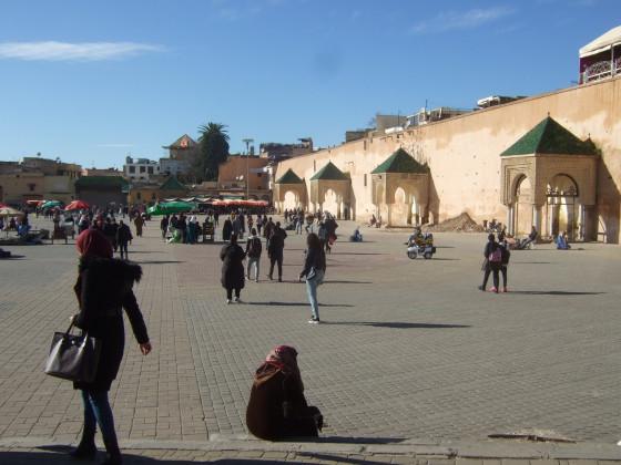 Marokko Meknes
