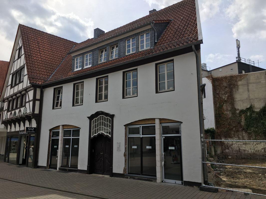 Soest - Umbau eines Geschäftshauses in der Brüderstraße
