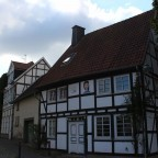 Fachwerkhäuser am Kohlbrink