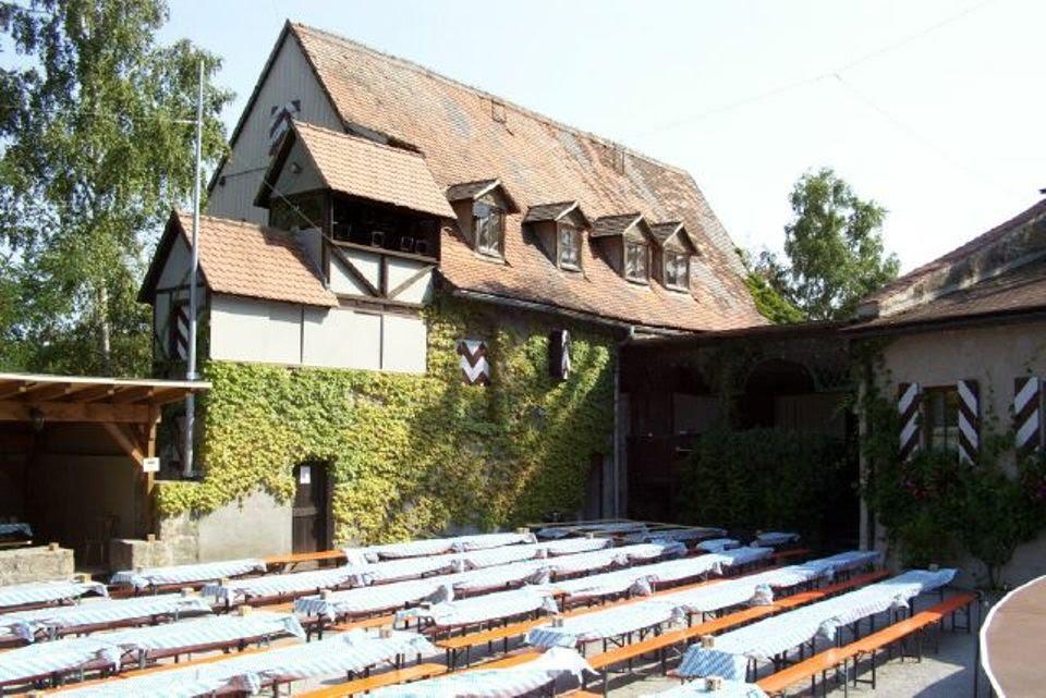 Zuschauerraum der Burg Brattenstein