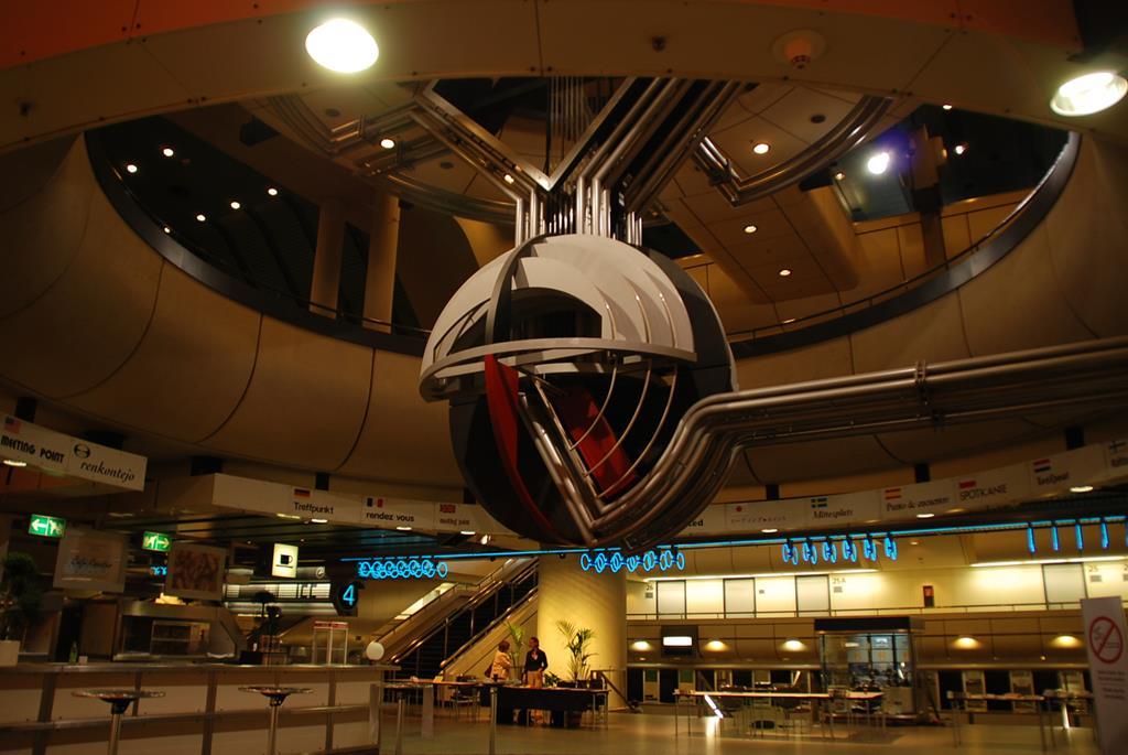 ICC Eingangsbereich 4