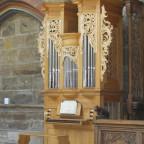 Positiv nach Vorbild einer sächsischen Orgel ( Lutz )