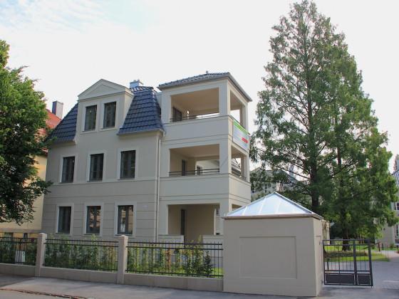 Ansicht Geblerstraße