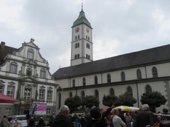 Marktplatz am 17. Sept. 2016