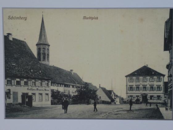Sonne Marktplatz Schömberg