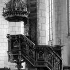 Anklam - historische Fotos der Nikolaikirche, Marienkirche und der Altstadt
