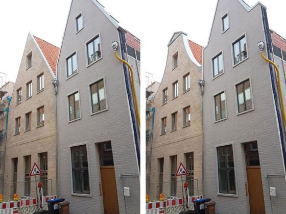 Lübeck Giebelvergleich