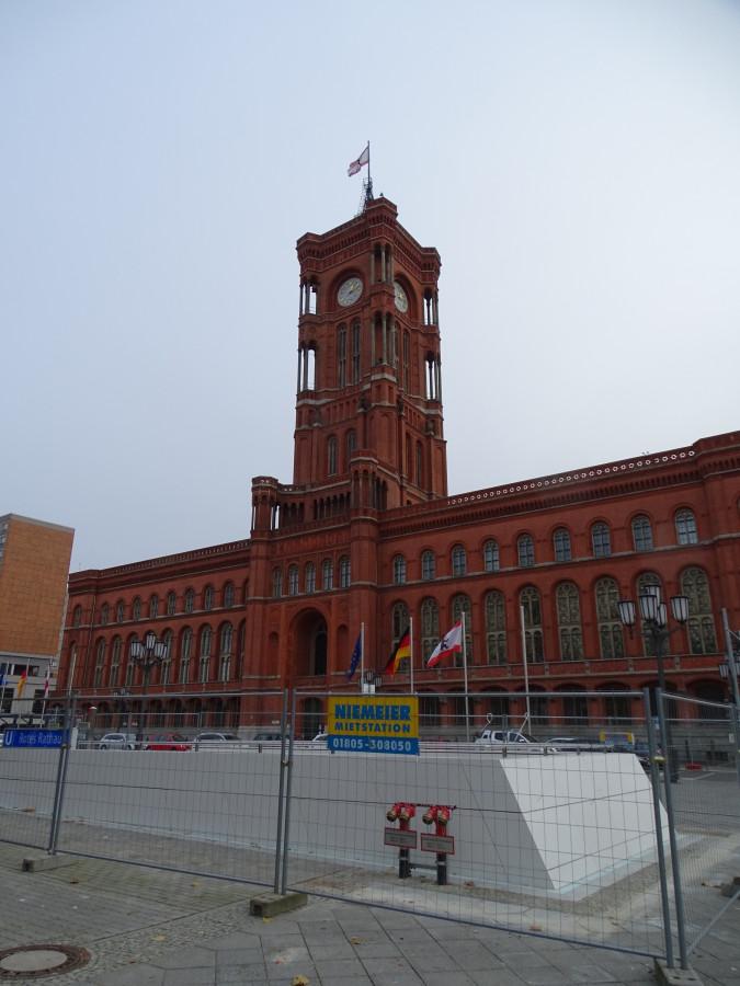 Marienviertel Berlin 21.11.20