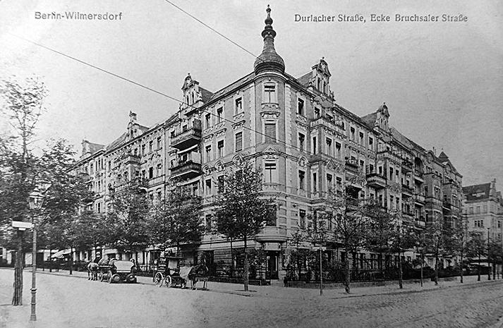 Durlacher Straße