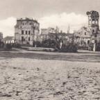 Neustrelitz Schloss Ruine 1946