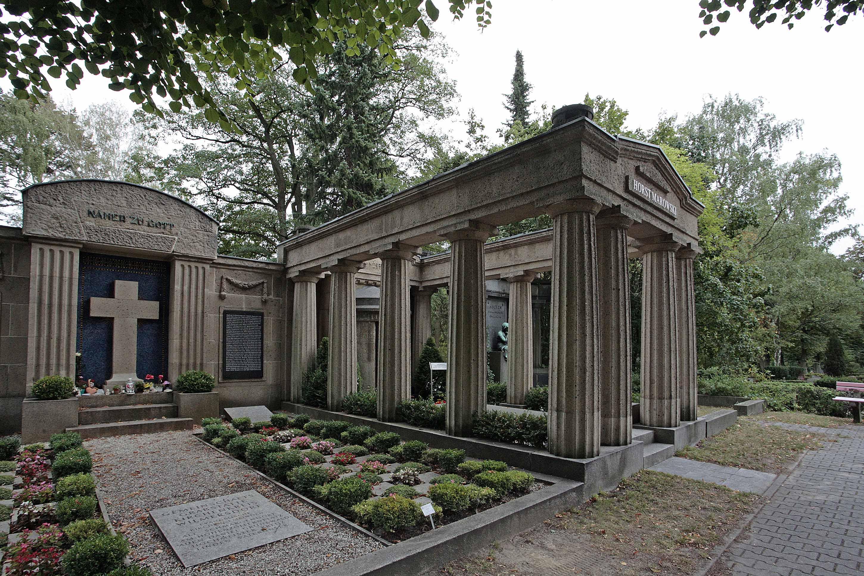 Friedhof Wilmersdorf