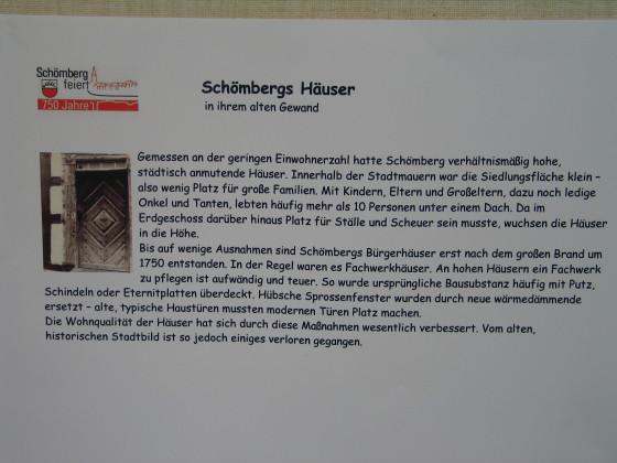 Schömberger Häuser