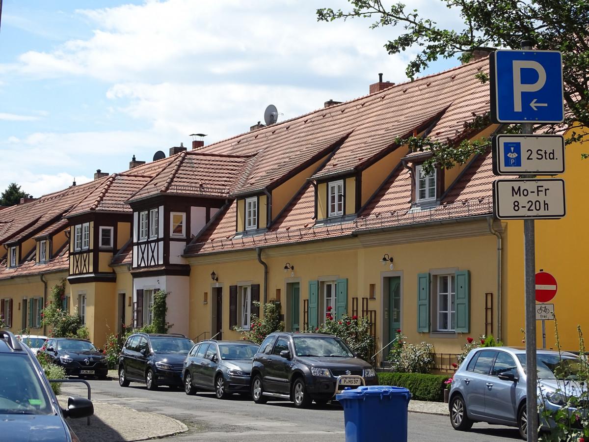 Wohnsiedlung Stadtheide Potsdam