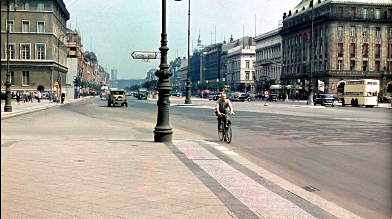 Unter den Linden 1937