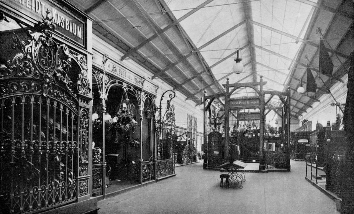 Treptow Gewerbeausstellung 1896