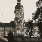 Neustrelitz Schlossturm Deutsche Fotothek