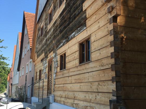 Landshut am Graben 23 heutiger Zustand 3