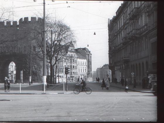 Rudolfplatz Durchbruch Richtung Neumarkt