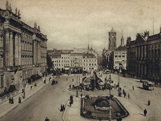 Berlin - Schlossplatz
